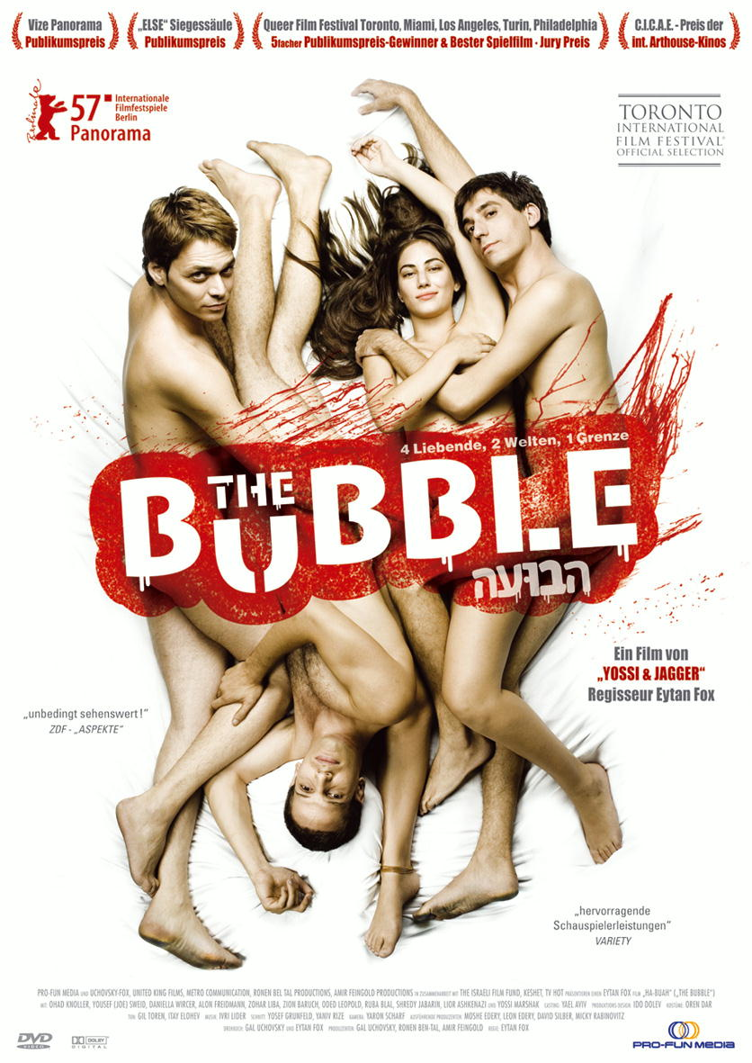 The Bubble (OmU) Poster