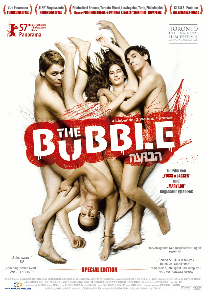 The Bubble (Special Edition) Poster