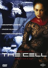 The Cell (Director's Cut, Einzel-DVD) Poster