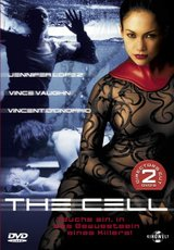 The Cell (Director's Cut) Poster