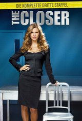 The Closer - Die komplette dritte Staffel (4 DVDs) Poster