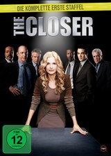 The Closer - Die komplette erste Staffel (4 DVDs) Poster