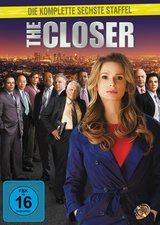 The Closer - Die komplette sechste Staffel (3 Discs) Poster