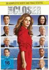The Closer - Die komplette siebte Staffel (5 Discs) Poster