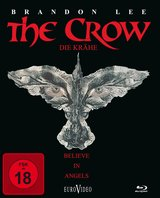 The Crow - Die Krähe (Steelbook) Poster