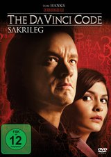 The Da Vinci Code - Sakrileg (Einzel-DVD, Kinoversion) Poster