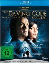 The Da Vinci Code - Sakrileg (Extended Version, 2 Discs) Poster