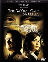 The Da Vinci Code - Sakrileg (Extended Version + Hörbuch, 2 DVDs) Poster