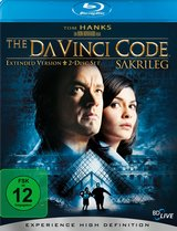 The Da Vinci Code - Sakrileg (Thrill Edition, Extended Version, 2 Discs) Poster