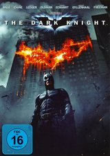 The Dark Knight (Einzel-DVD) Poster