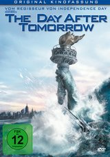 The Day After Tomorrow (Einzel-DVD) Poster