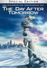 The Day After Tomorrow (Special Edition, 2 DVDs im Steelbook) Poster