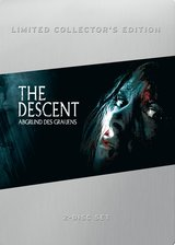 The Descent - Abgrund des Grauens (Limited Collector's Edition, 2 DVDs im StarMetalpak) Poster
