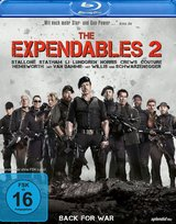 The Expendables 2 - Back for War Poster