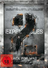 The Expendables 2 - Back for War (Limited Special Uncut Edition, 2 Discs, Steelbook) Poster