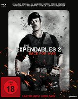 The Expendables 2 - Back for War (Limited Uncut Hero Pack) Poster