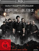 The Expendables 2 - Back for War (Special Uncut Edition) Poster