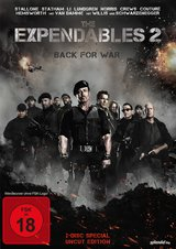 The Expendables 2 - Back for War (Special Uncut Edition, 2 Discs) Poster