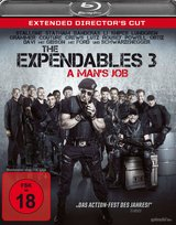 The Expendables 3 - A Man's Job (Extended Director's Cut) Poster