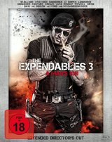 The Expendables 3 - A Man's Job (Extended Director's Cut, Limited Edition, Steelbook) Poster