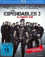 The Expendables 3 - A Man's Job (Ungeschnittene Kinofassung) Poster
