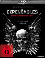 The Expendables (Extended Director's Cut) Poster