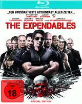 The Expendables (Special Edition) Poster