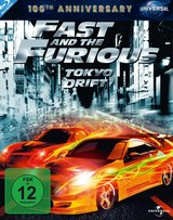 The Fast and the Furious: Tokyo Drift (Steelbook) Poster