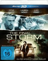 The Final Storm (Blu-ray 3D) Poster
