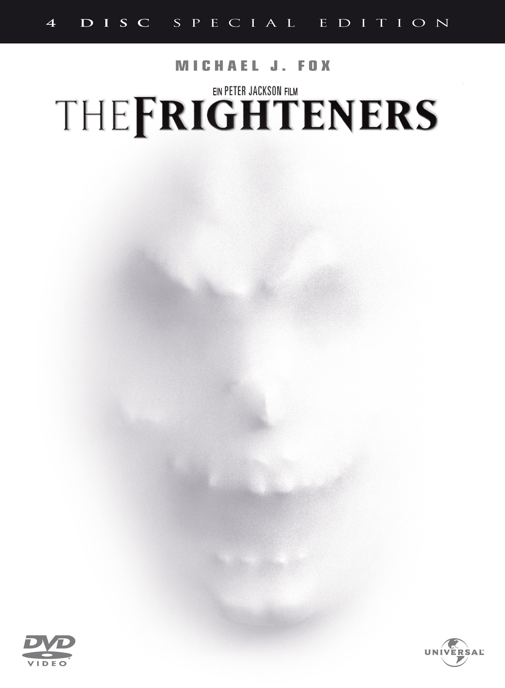 The Frighteners (Special Edition, 4 DVDs) Poster
