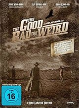The Good, the Bad, the Weird (Limited Edition, 2 DVDs + Audio-CD, Mediabook) Poster