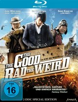 The Good, the Bad, the Weird (Special Edition, 2 Discs) Poster