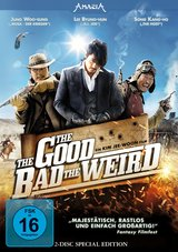 The Good, the Bad, the Weird (Special Edition, 2 DVDs) Poster