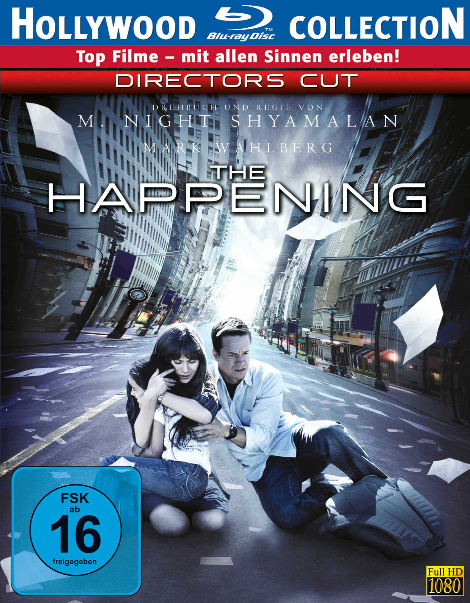 The Happening (Director's Cut) Poster