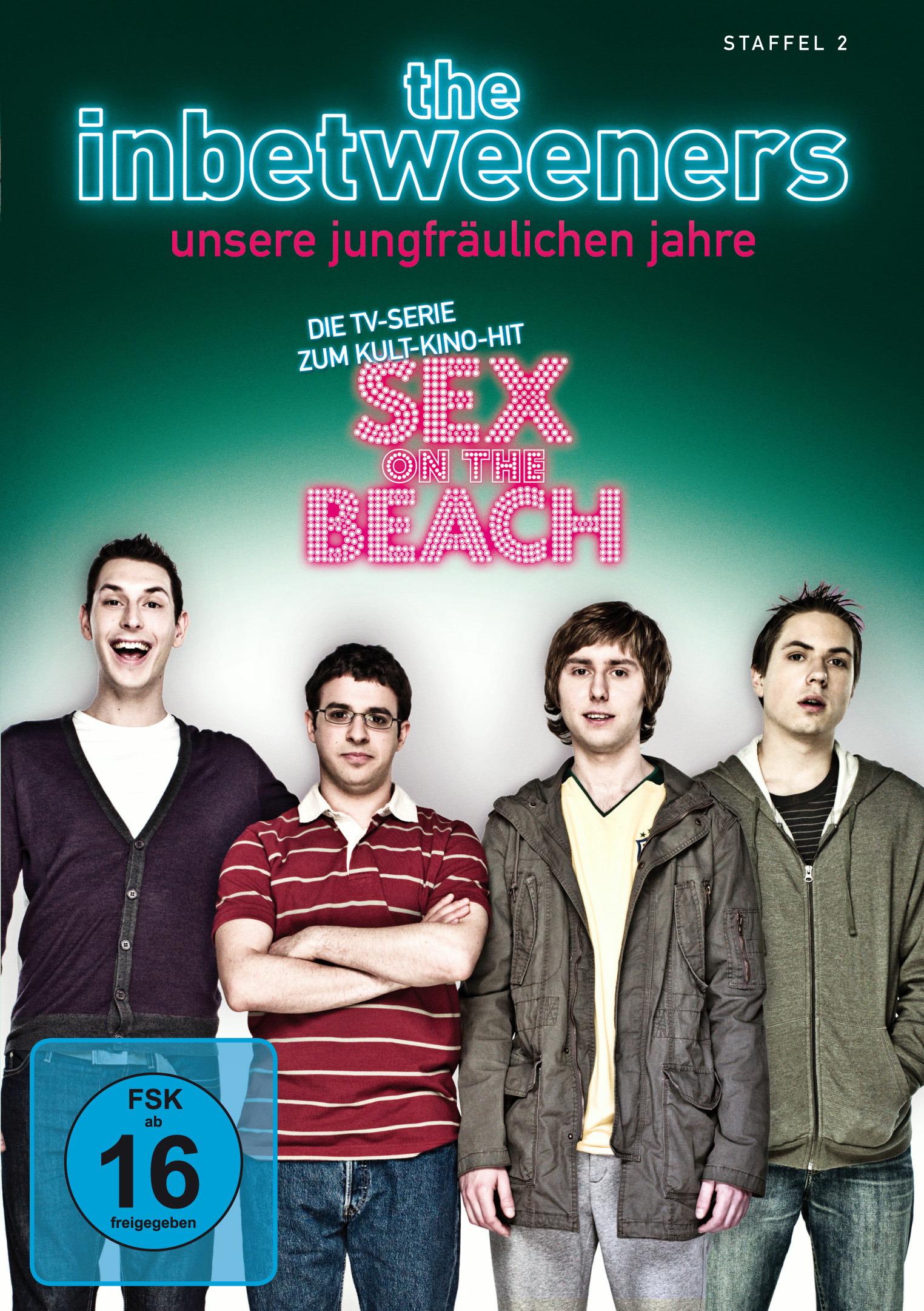The Inbetweeners - Unsere jungfräulichen Jahre, Staffel 2 Poster