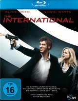 The International (Thrill Edition) Poster