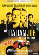 The Italian Job - Jagd auf Millionen (Limited Edition, 2 DVDs im Steelcase) Poster