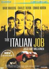 The Italian Job - Jagd auf Millionen (WMV HD-DVD) Poster
