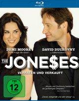 The Joneses - Verraten und verkauft Poster
