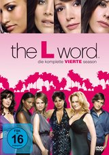 The L Word - Die komplette vierte Season (4 Discs) Poster