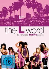 The L Word - Die komplette zweite Season (4 DVDs) Poster