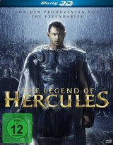 The Legend of Hercules (Blu-ray 3D, Steelbook) Poster