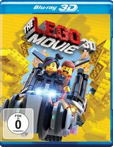 The Lego Movie (Blu-ray 3D) Poster
