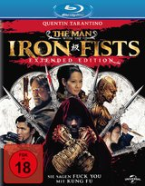 The Man with the Iron Fists (Extended Edition) Poster