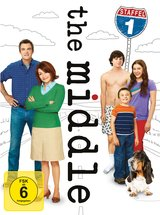 The Middle - Die komplette 1. Staffel (3 Discs) Poster
