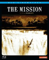 The Mission (Blu Cinemathek) Poster