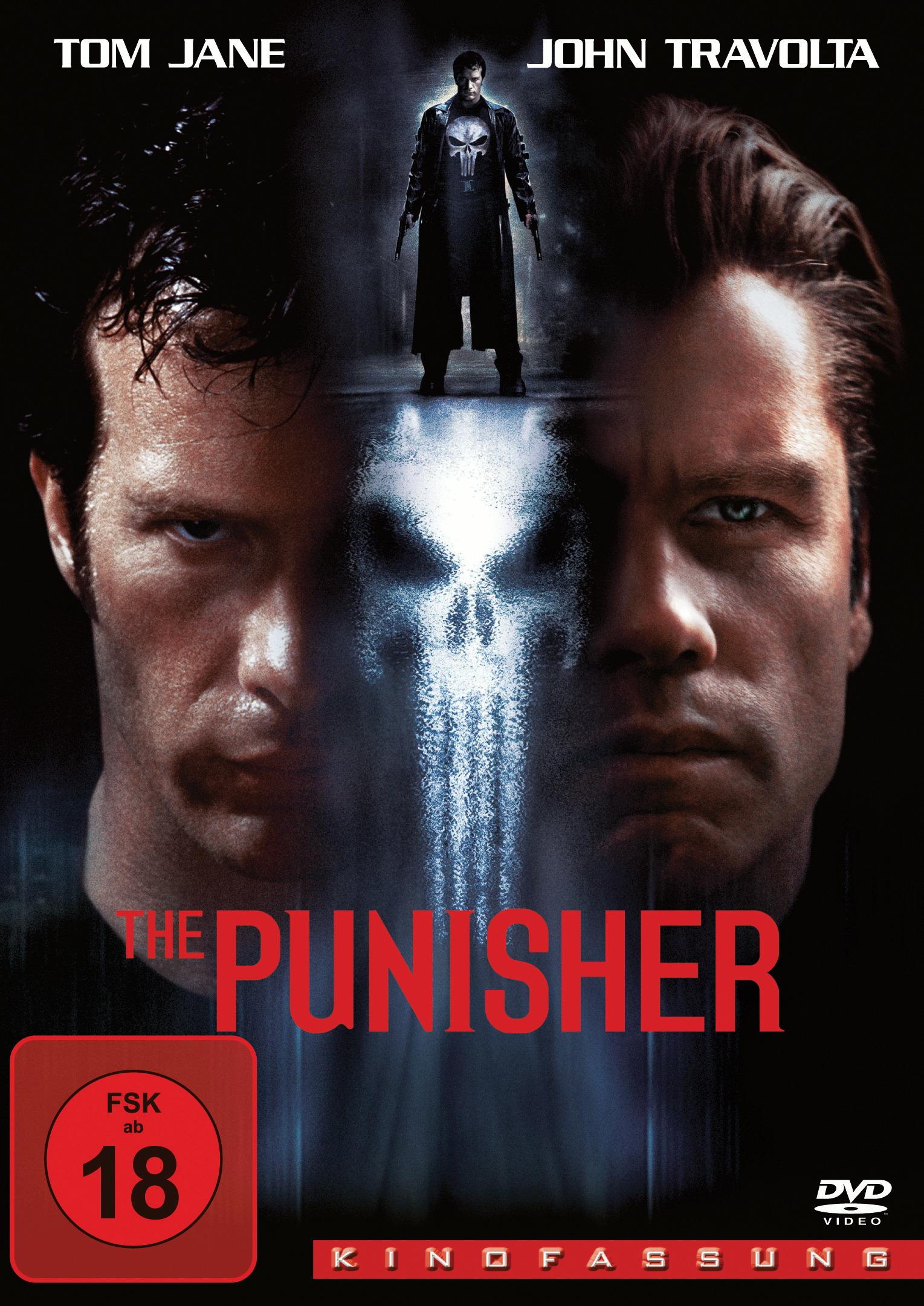 The Punisher (Kinofassung) Poster