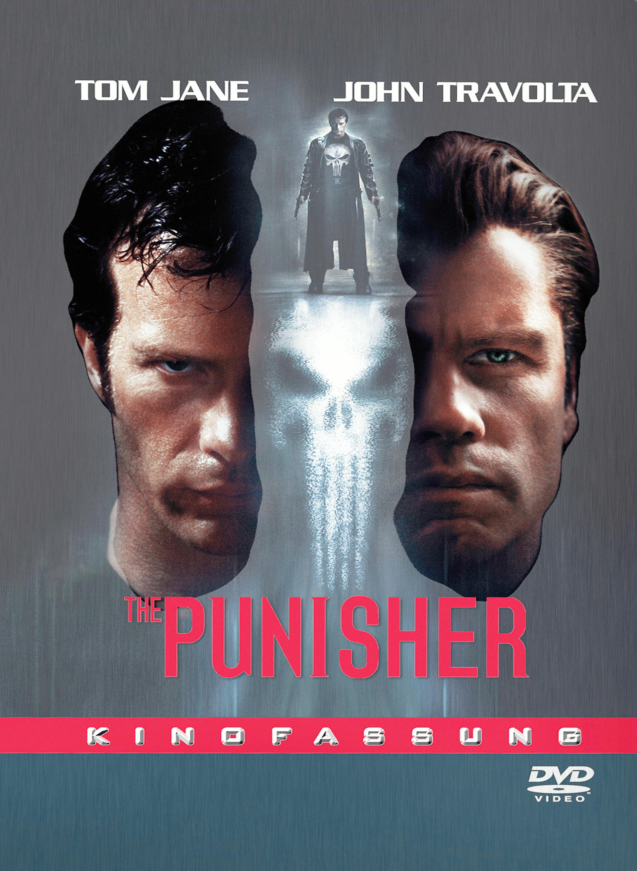 The Punisher (Kinofassung, Steelbook) Poster