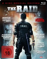 The Raid (Special Edition, 2 Discs) Poster