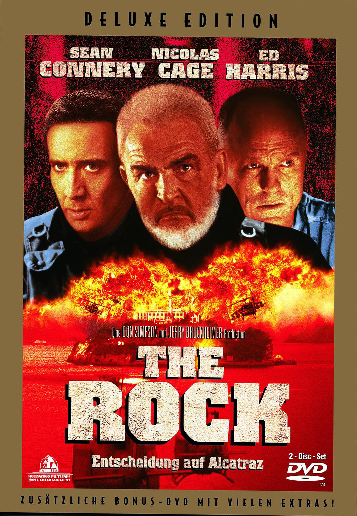The Rock - Entscheidung auf Alcatraz (Deluxe Edition) Poster